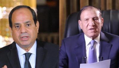 السيسي يبعد منافسه عنان من سجلات الناخبين قبل انتخابات الرئاسة