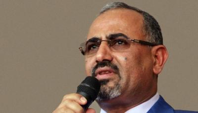 """""""المقاومة الجنوبية"""" ترفض إعلان الزبيدي التصعيد ضد الحكومة وتواجد طارق صالح بعدن (بيان)"""