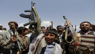 """""""اليونيسف"""" تكشف عن تجنيد 2400 طفل في اليمن منذ ثلاثة أعوام"""
