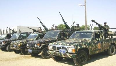 الجوف: الأمن يضبط اسلحة واموال مزورة كانت في طريقها لمليشيا الحوثي