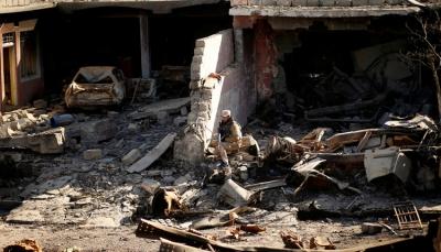 العراق.. انتشال 22 جثة من تحت أنقاض في الموصل القديمة