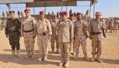 الفريق المقدشي: العمليات العسكرية مستمرة حتى تحرير كامل اليمن