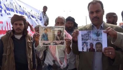 شبوة: أسر ضحايا الطائرات الأمريكية يدينون القصف على المدنيين ويطالبون بالتعويض