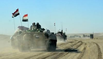 القوات العراقية تبدأ عملية عسكرية ضد فلول الجهاديين بشمال شرق البلاد