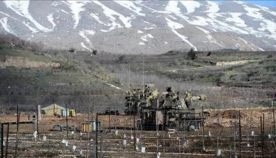 جيش الإحتلال الإسرائيلي يقول أنه لا يتطلع إلى التصعيد مع سوريا