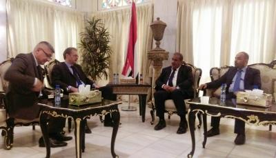 """استعدادات حكومية لإعادة تصدير الغاز من ميناء بلحاف بـ""""شبوة"""""""