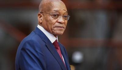 """المؤتمر الوطني الحاكم في جنوب أفريقيا يعزل الرئيس """"جاكوب زوما"""""""