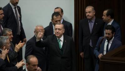 أردوغان: الستار أسدل على مسرحية داعش في سوريا والعراق ولا يحق لأحد التذرع بعد الآن