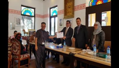 مشاركة فاعلة للطلاب اليمنيين في المنتدى الحضري الدولي التاسع بماليزيا