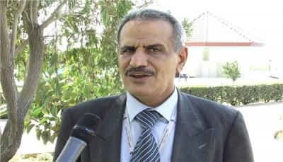 """منع وزير التربية """"لملس"""" من العودة إلى عدن ضمن الوفد الحكومي"""