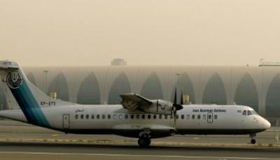 مقتل 66 شخصا إثر تحطم طائرة  إيرانية جنوب غرب البلاد