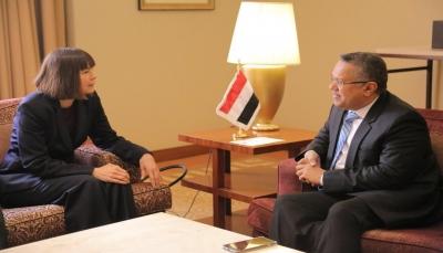 بن دغر: الحفاظ على اليمن موحداً مصلحة إقليمية ودولية والمرجعيات الثلاث أساس الحل
