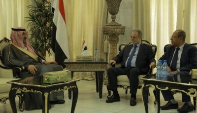 السفير السعودي: حكومتنا لن تدخر جهدا لمساعدة المغتربين اليمنيين وتقدير ظروف البلاد