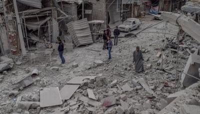 الأمم المتحدة: 400 قتيل وألف جريح خلال 4 أيام في الغوطة الشرقية