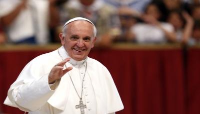 البابا فرنسيس: سوريا الحبيبة تموت شهيدة