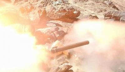"""الجيش يعلن تحرير سلسلة جبال """"رياعين والادمغ"""" ومصرع 26 حوثياً في نهم"""