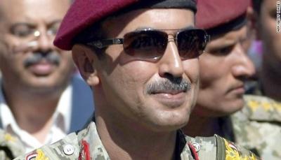 """الرئاسة اليمنية تنفي التقدم بطلب إلى مجلس الأمن لإلغاء العقوبات على """"أحمد علي"""""""