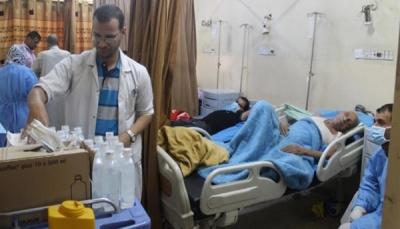 إب: ظهور حالات إصابة بالكوليرا في العدين وجبله
