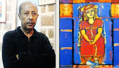 وفاة الفنان اليمني فؤاد الفتيح أحد رواد الحركة التشكيلية اليمنية