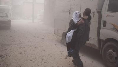 الشبكة السورية: مقتل 1389 مدنيا في سوريا خلال فبراير