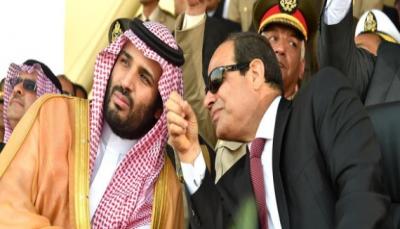 26 سيارة خاصة وأخرى تحمل أغراض تسبقه للقاهرة.. محمد بن سلمان يزور مصر الأحد القادم