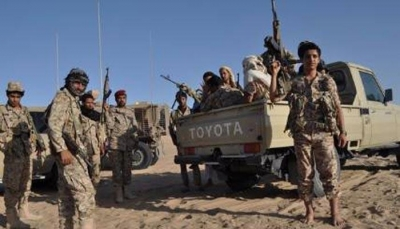 """الجيش يسيطر على مواقع استراتيجية في """"نهم"""" ومقتل إثنين من القيادات الميدانية للحوثيين"""