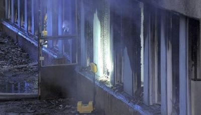 مجهولون يحاولون إحراق مسجد في إيطاليا