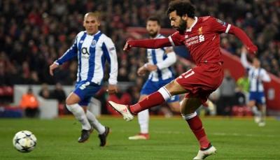 ليفربول يعبر بأمان لربع نهائي دوري الأبطال بمشاركة صلاح