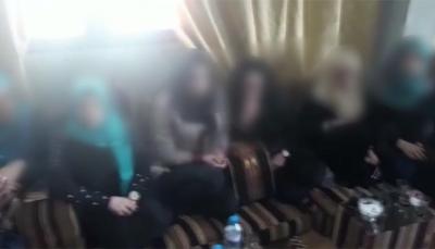 تحرير 10 نساء سوريات عن طريق تبادل أسرى بين النظام والمعارضة