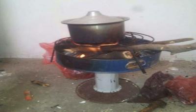 المواطنون في صنعاء يلجأون الى الحطب في ظل استمرار ازمة الغاز المنزلي