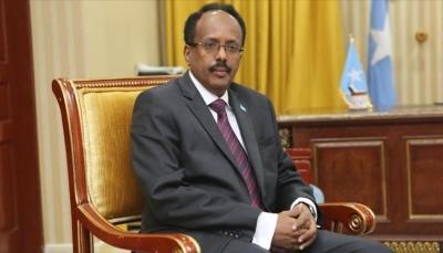 الرئيس الصومالي يحذر دولاً أجنبية من استثمارات غير شرعية في بلاده