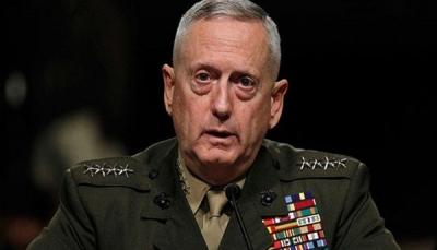 """وزير الدفاع الأمريكي: نأمل استيعاب """"الأسد"""" الرسالة هذه المرة"""