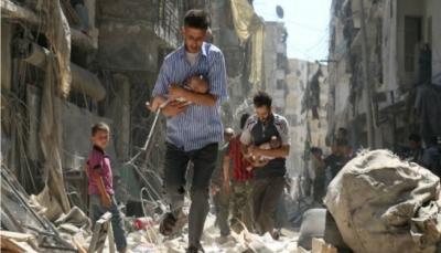 أكثر من 350 ألف قتيل حصيلة سبع سنوات من الحرب السورية