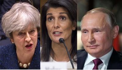 """واشنطن تتهم روسيا بأنها """"مسؤولة"""" عن تسميم الجاسوس السابق في بريطانيا"""