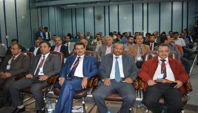 انطلاق فعاليات المؤتمر الأول لمرضى الفشل الكلوي في مستشفى جامعة العلوم بصنعاء