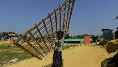 إحلال قرى بوذية في مناطق هجرها الروهينغا المسلمين في بورما