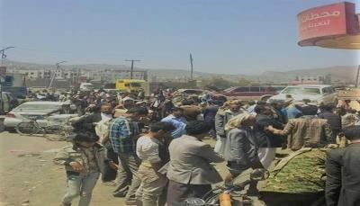 إب: مقتل جندي واصابة ثلاثة أخرين في اشتباكات مسلحة بمحطة غاز جنوب المدينة