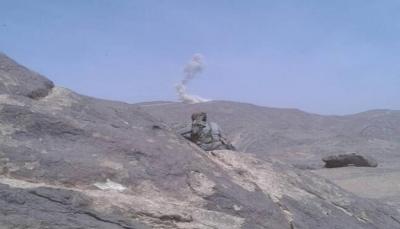 """البيضاء: مقاتلات التحالف العربي تدمر أسلحة للحوثيين في مديرية """"الملاجم"""""""