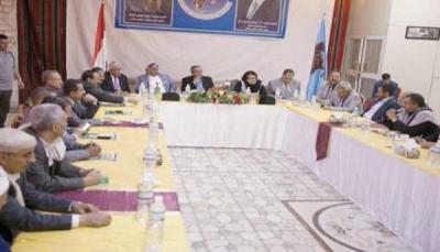 حزب المؤتمر جناح صالح بصنعاء يكلف القربي ودويد بتمثيله بلقاءات الخارج