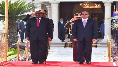 البشير يصل القاهرة في أول زيارة بعد انفراج التوتر بالعلاقات