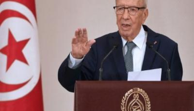 الرئيس التونسي يعلن عن انتخابات في كانون الاول/ديسمبر 2019