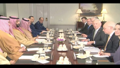 وزير الدفاع الأمريكي لابن سلمان: سننهي حرب اليمن بشروط ايجابية للشعب اليمني وأمن المنطقة