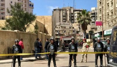 مصر: نجاة مسؤول أمني ومقتل شرطي بتفجير سيارة مفخخة