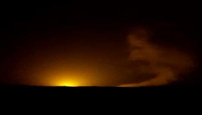مقتل مسؤول التسليح والإمداد للحوثيين في غارة جوية بمحافظة البيضاء