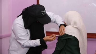 """الصحة تبدأ حملة التحصين ضد الحصبة ومسؤول حكومي يقول """"اللقاحات آمنه"""""""