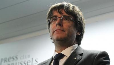 الشرطة الألمانية: زعيم كتالونيا السابق احتجز بموجب مذكرة توقيف أوروبية