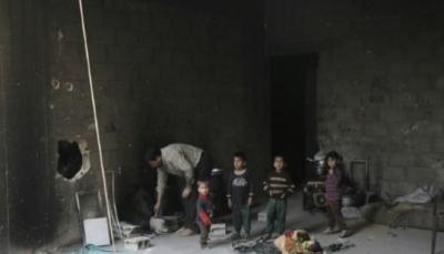 عمليات اجلاء المقاتلين والمدنيين مستمرة من جنوب الغوطة الشرقية