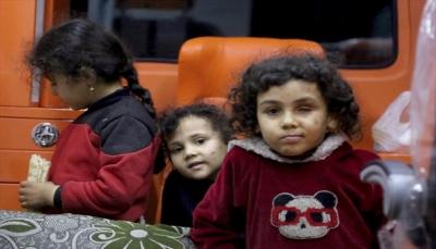 """""""حماة"""" السورية تستقبل القافلة الثامنة من مهجري الغوطة الشرقية"""