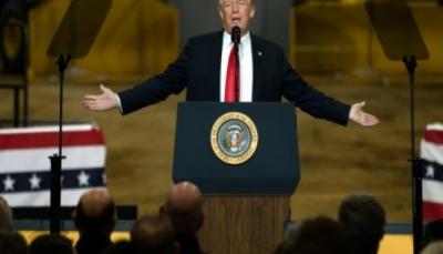 """ترامب: الولايات المتحدة ستنسحب من سوريا """"قريبا جدا"""""""