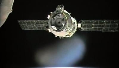 المحطة الفضائية الصينية تتحطم في جنوب المحيط الهادئ